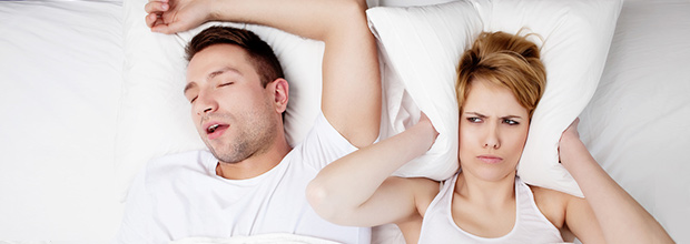 Is Sleep Apnea Affecting Your Relationship?